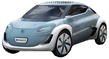 Renault ZOE konsept