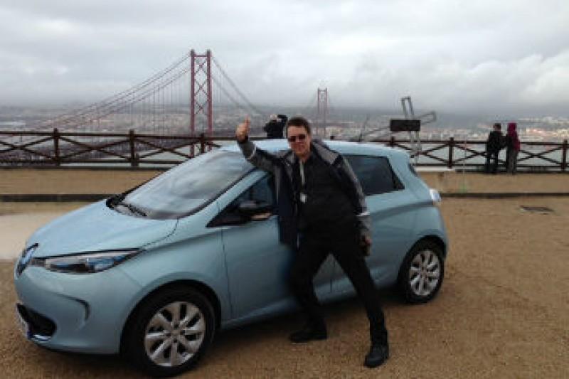 Vi har prøvekjørt elbilen Renault ZOE