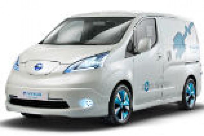 Ny elektrisk flerbruksbil fra Nissan
