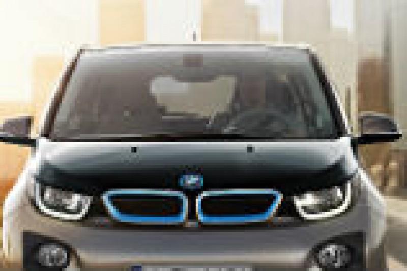 Elbilen BMW i3 blir enda billigere