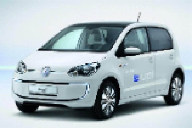 Salget av Volkswagen e-up! har startet