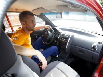 RE-EL-leder Tommy Rasmussen bak rattet i Tellus