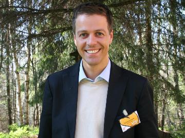 KrF-leder Knut Arild Hareide er opptatt av avgiftsfritak for elbil