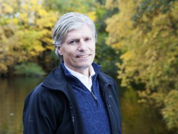 Ola Elvestuen er stortingskandidat for Venstre