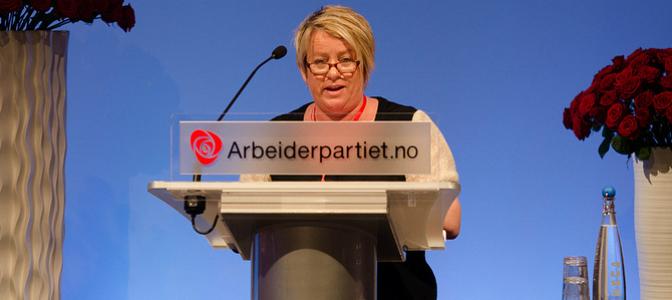 Arbeiderpartiets Eirin Sund mener fritak for moms på batterileasing ikke er en relevant problemstilling nå