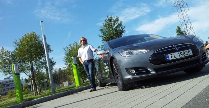 Tesla Fortum