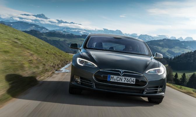 Tesla-tur til Alpene er snart innen rekkevidde