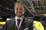 Gareth Dean er Nissans europeiske elbiltalsmann