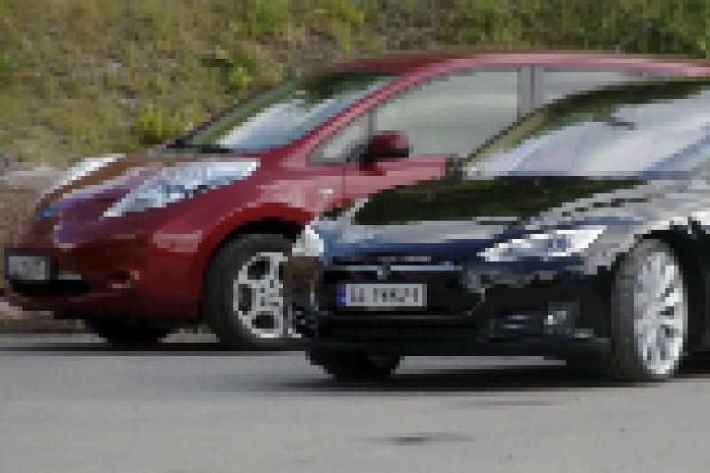 Tesla Model S moser alle salgsrekorder