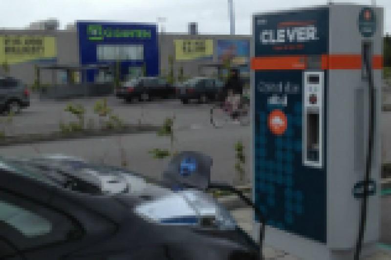 Shell satser på hurtiglading i Danmark