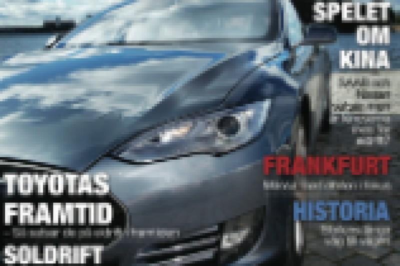 Lanserer svensk elbilmagasin