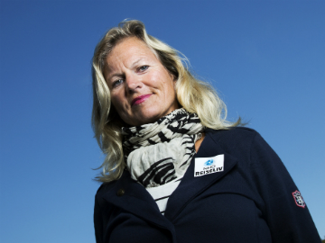 NHO Reiselivs Kristin Krohn Devold