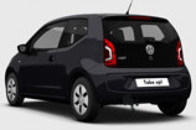 VW e-up inn i kjøpsveiledningen