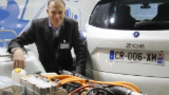 Franskmann har funnet opp elbilkraftverk