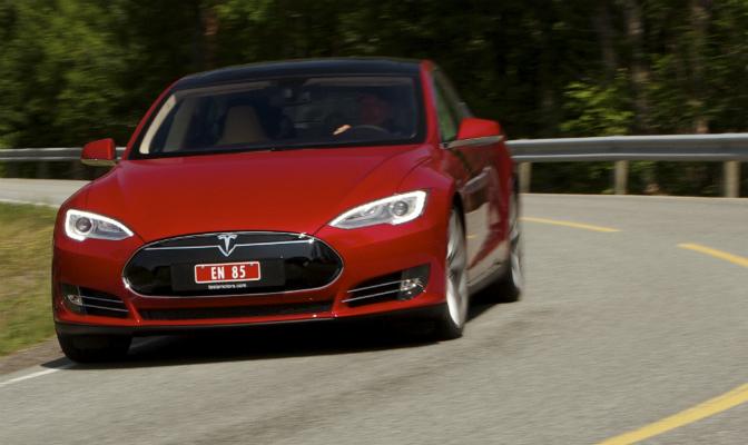 Det var ingen tvil om at Tesla Model S skulle bli Årets Bil i Norge.