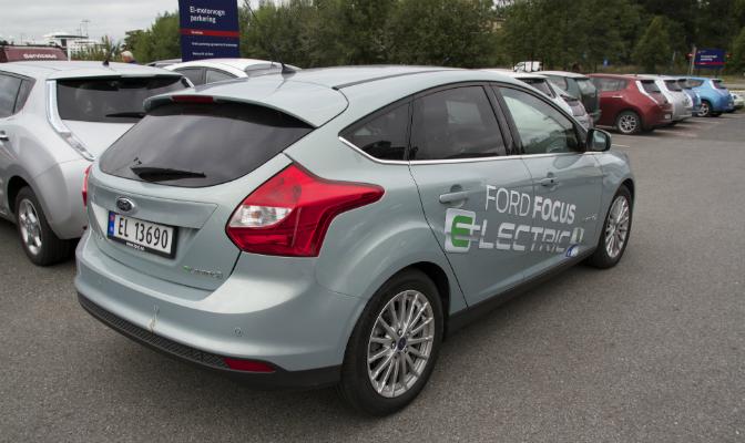 I februar må elbilister som er vant med å parkere på Trekanttomta på Aker Brygge dessverre finne andre alternativer.