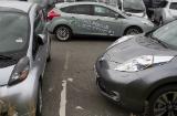 Slutt på elbilparkering på Trekanttomta