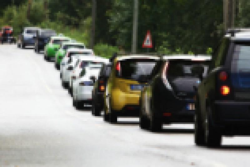 Fnyser av elbilen som miljøtiltak