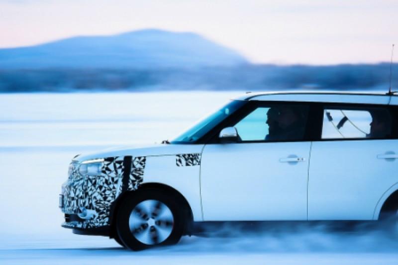 Ny elbil fra Sør-Korea til Nord-Sverige