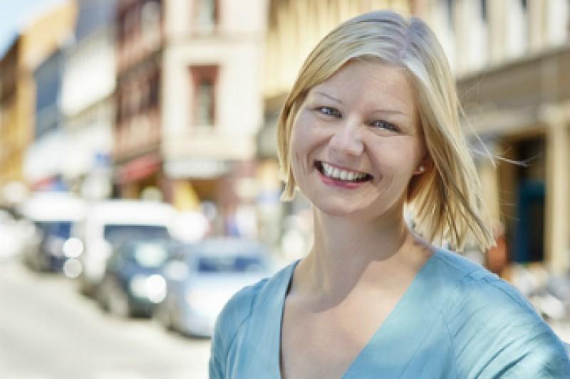 Oslo-byråd Guri Melby om elbilsatsing
