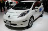 Nissan LEAF i Genève
