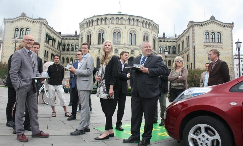 Klimaforliket inngås 11. juni 2012