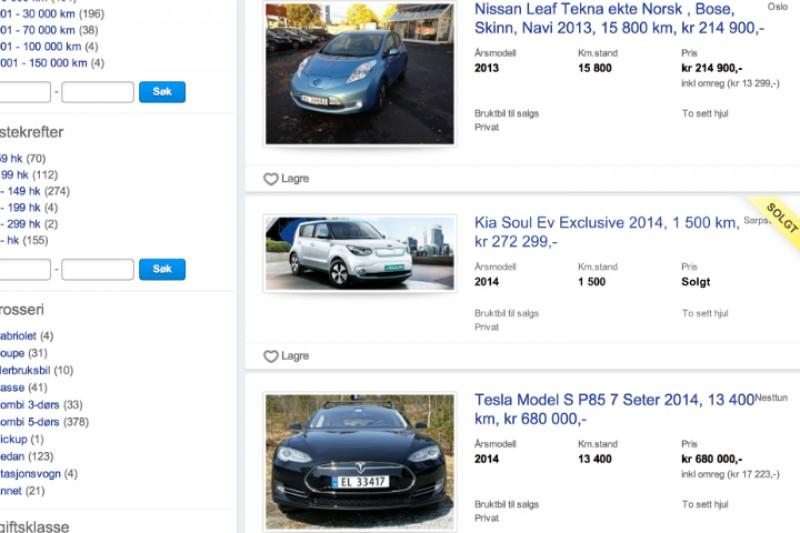 Nyttige tips ved kjøp av brukt elbil