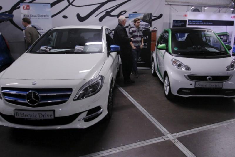 Over 200 bestillinger på El-Mercedes