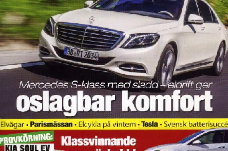 Elbil-Asphjell vurderer svensk elbilblad