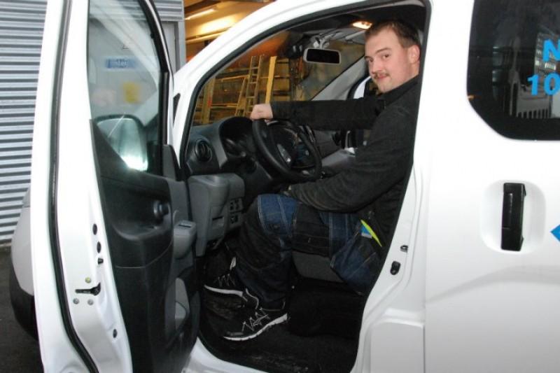Test av Nissan e-NV200: Nok en håndverker overvant elbilskepsis