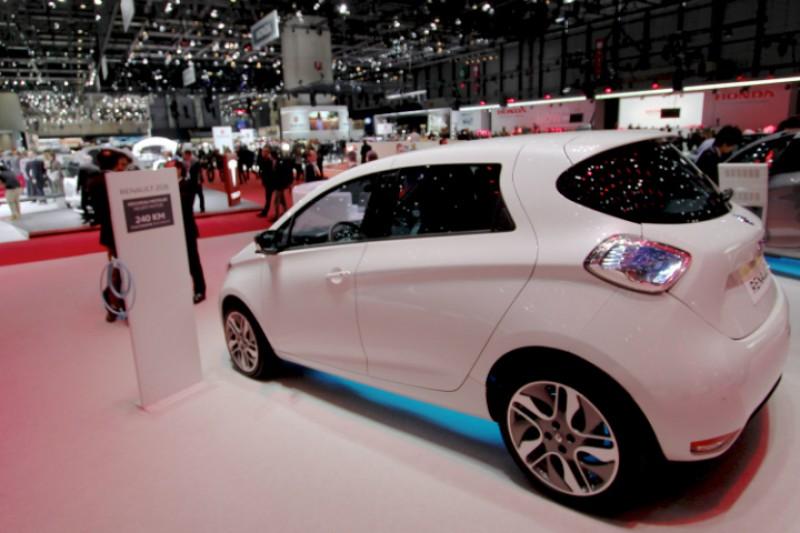 Nå øker Renault Zoe-rekkevidden