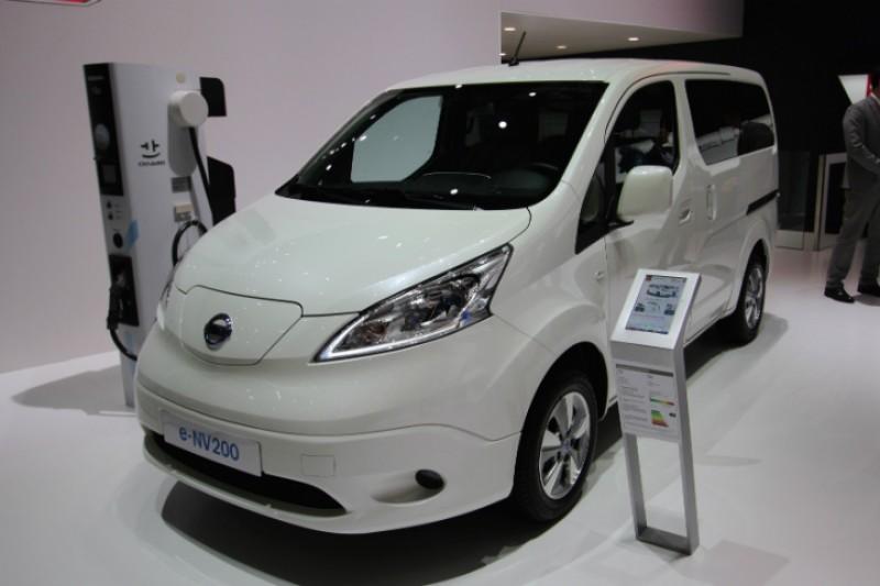 Nissan øker batteristørrelsen