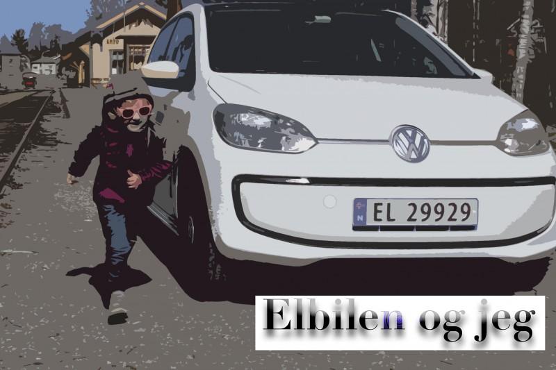 Måtte ha elbil etter turen med Leif Elmer