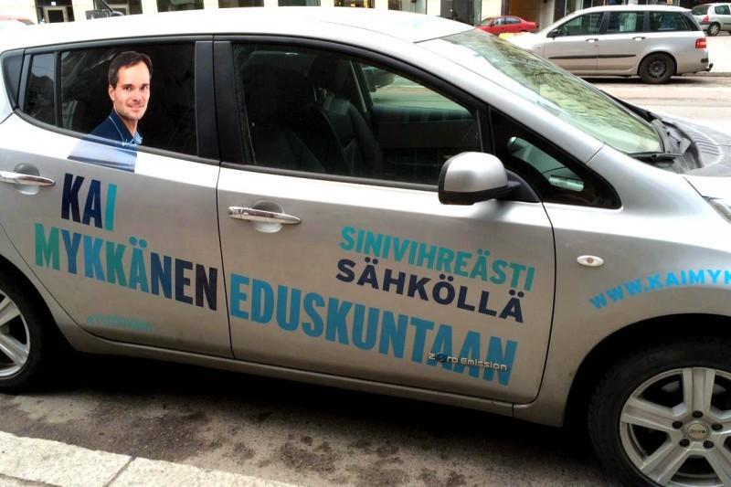 Fakta om Elbil-Finland