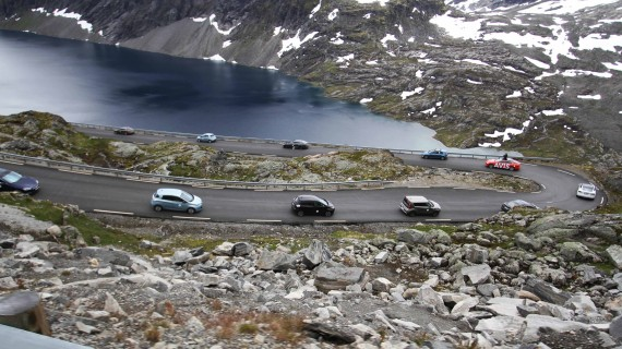 From the Netherlands to Geiranger: – No problem!