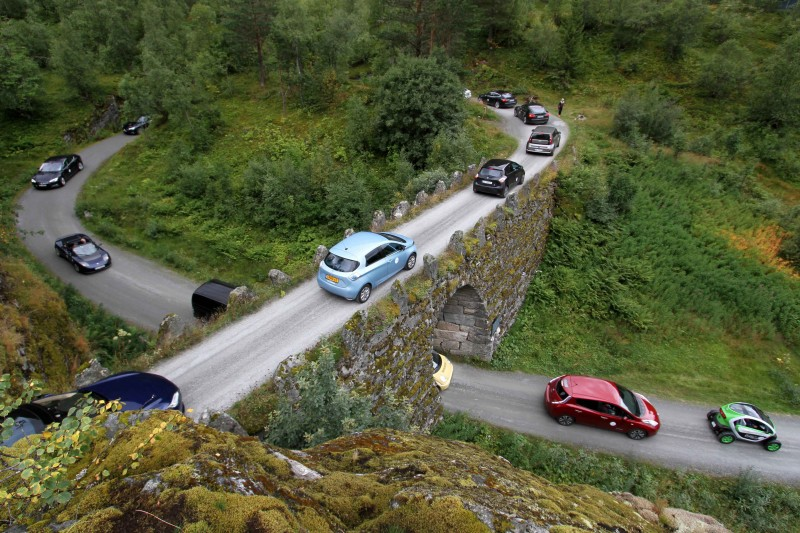 The world´s best place for EV tourism
