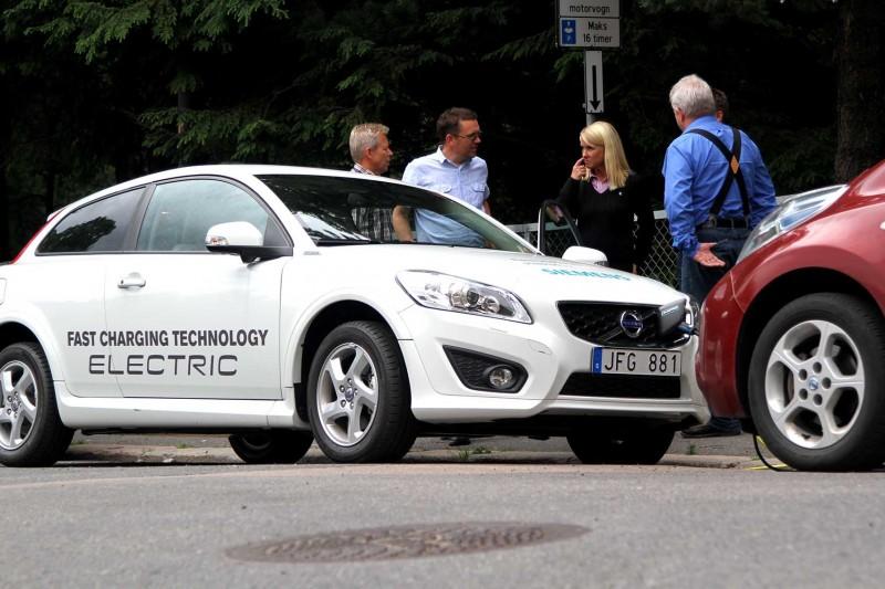 Ruller Volvo virkelig mot mer elektrisk?