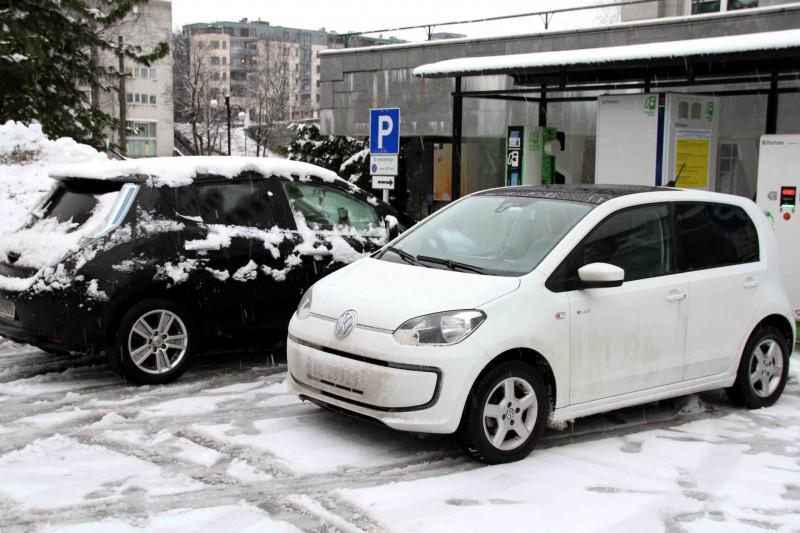 Få maksimalt ut av elbilen i vinter