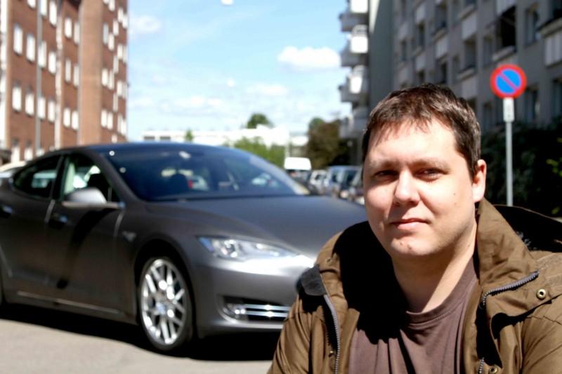 Fra sør til nord: Stein Oles veldokumenterte Tesla-tur