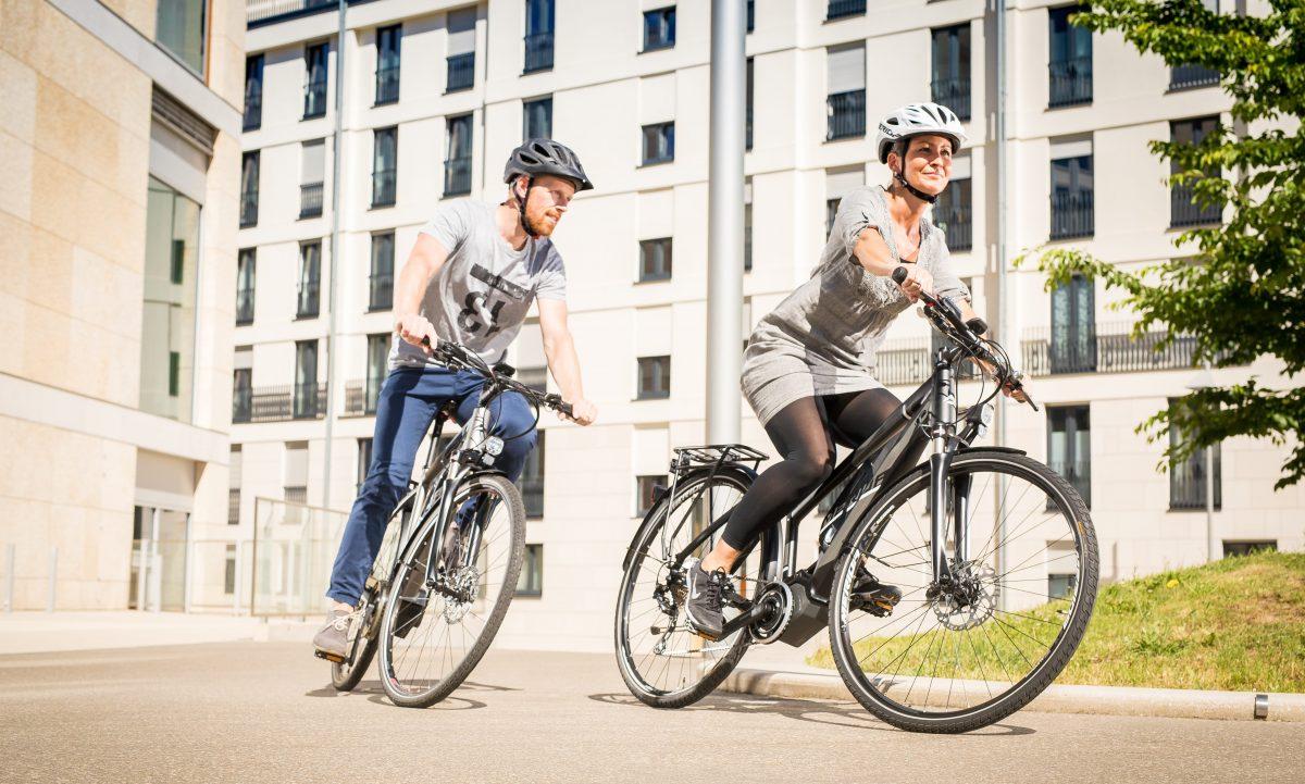 Rabatt på elsykler og utstyr
