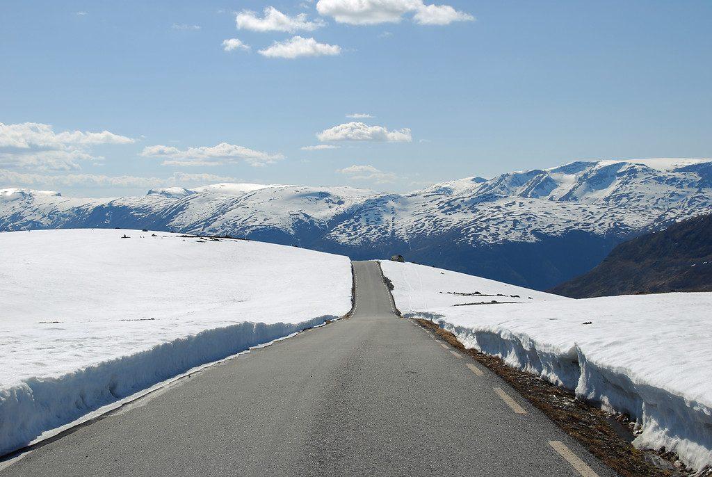 Nasjonale turstveger Aurlandsfjellet_fjellveien