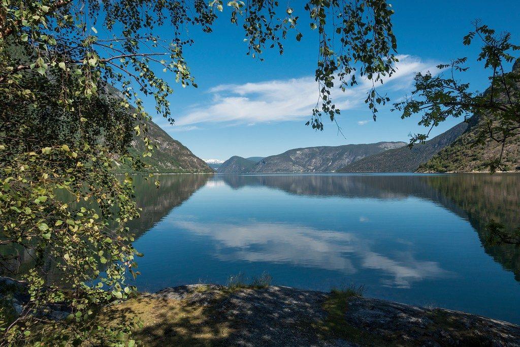 Nasjonale turistveger Lærdal