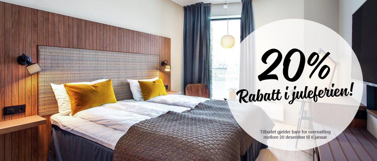 Rabatt hos Nordic Choice Hotels