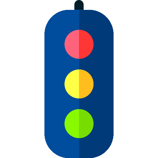trafikklys ikon