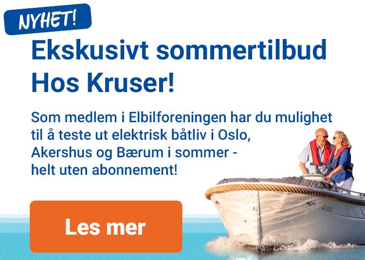 Sommerkampanje fra Kruser